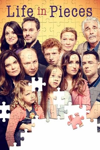 Life in Pieces 3ª Temporada - Poster