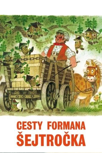 Poster of Cesty formana Šejtročka