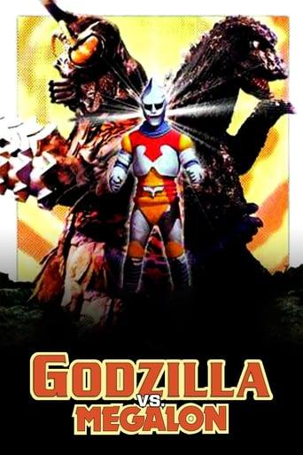 Godzilla contre Megalon
