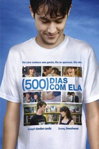 (500) Dias com Ela - Poster