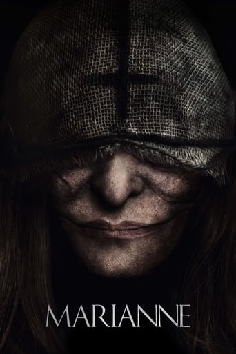 Marianne 1ª Temporada - Poster