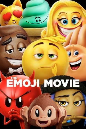 Poster of The Emoji Movie