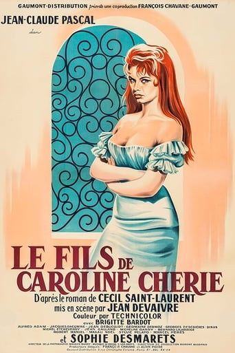 Poster of Caroline and the Rebels