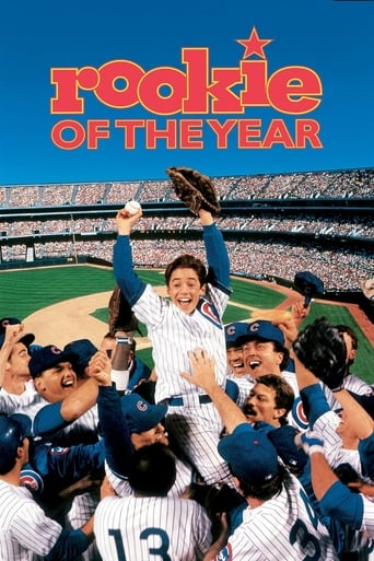 Rookie of the Year Poster
