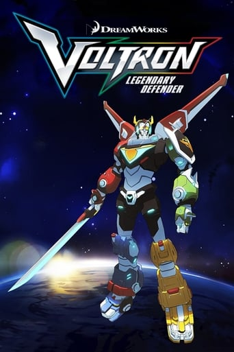 Poster of Voltron: Legendary Defender