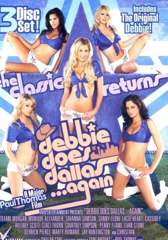 Poster of Debbie Does Dallas... Again