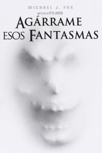 Poster of Agárrame esos fantasmas