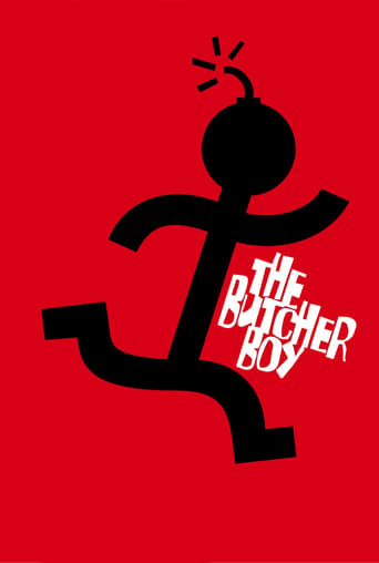 Poster of The Butcher Boy