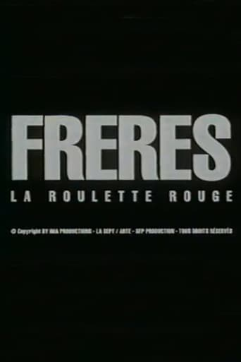 Official movie poster for Frères: la roulette rouge (1994)