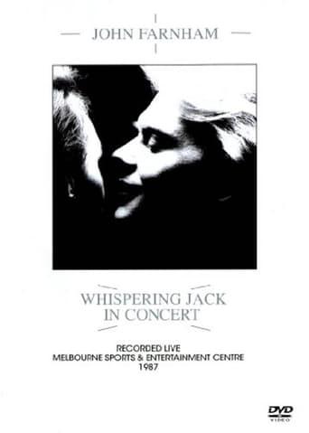 Poster of John Farnham: Whispering Jack In Concert