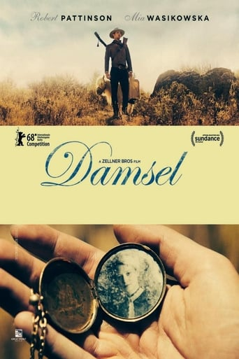 Poster of Damsel