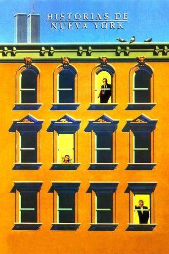 Poster of Historias de Nueva York