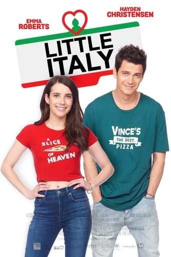 Poster of Little Italy