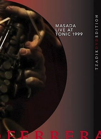 John Zorn Masada: Live at Tonic 1999 Movie Poster