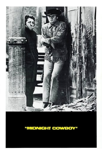Poster of Midnight Cowboy