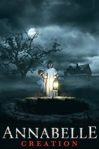 poster of Annabelle: Creation