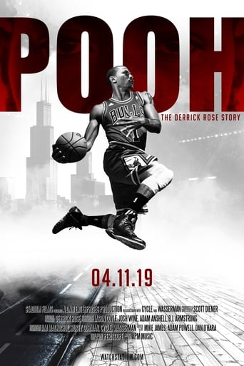 Poster of Pooh: The Derrick Rose Story