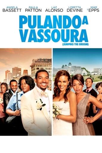 Pulando a Vassoura - Poster