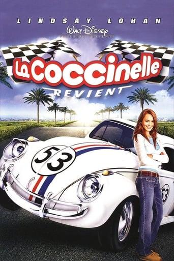 Poster of La Coccinelle revient