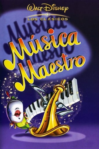 Poster of Música maestro