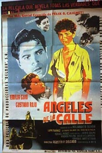 Watch Ángeles de la calle 1953 full online free