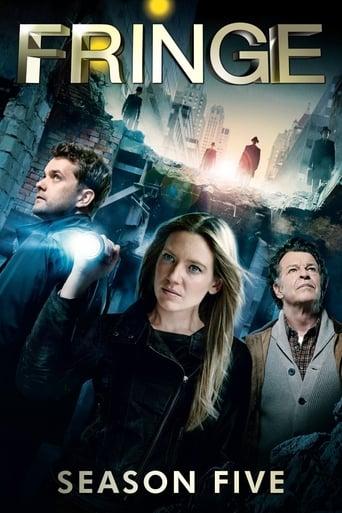 Fronteiras 5ª Temporada - Poster
