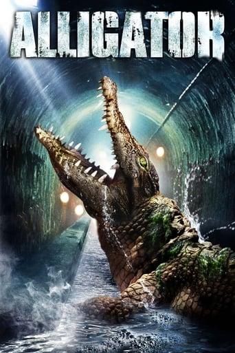 Poster of Alligator