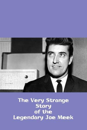 Poster of The Very Strange Story of the Legendary Joe Meek