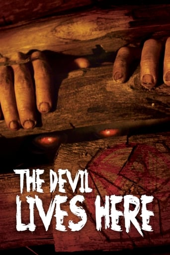 Poster of The Devil Lives Here