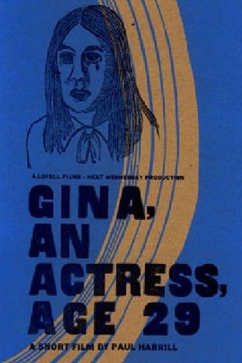 Poster of Gina, An Actress, Age 29
