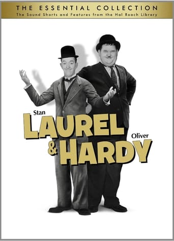Poster of The Best of Laurel and Hardy