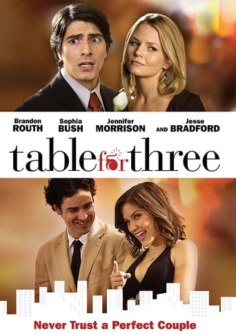 Poster of Table for Three