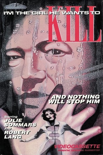 Poster of I'm the Girl He Wants to Kill