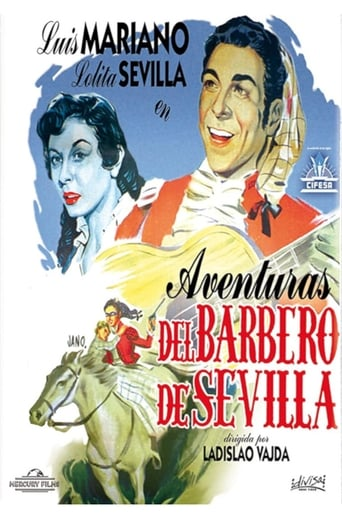 Poster of The Adventurer of Seville