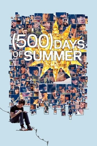 Poster of (500) Days of Summer