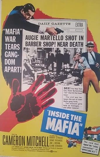 Poster of Inside the Mafia