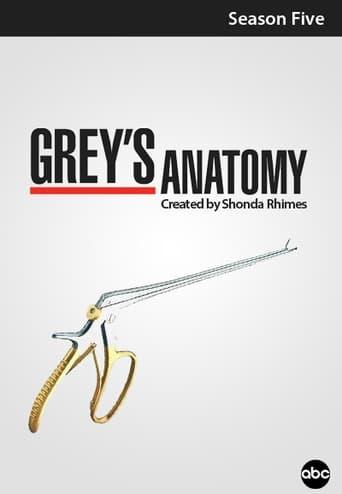 Grei anatomija / Grey's Anatomy (2008) 5 Sezonas