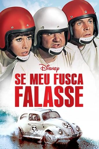 Se Meu Fusca Falasse - Poster