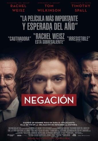 Poster of Negación