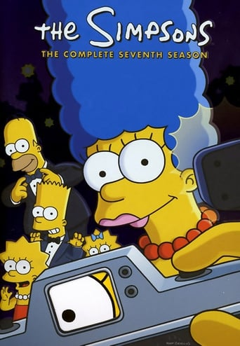 Simpsonai / The Simpsons (1995) 7 Sezonas