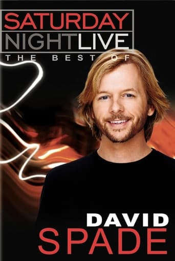 Poster of Saturday Night Live: The Best of David Spade
