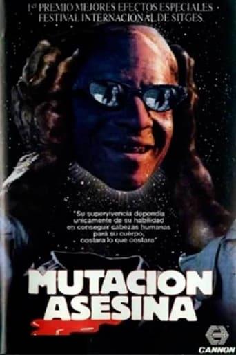 Poster of Mutación asesina