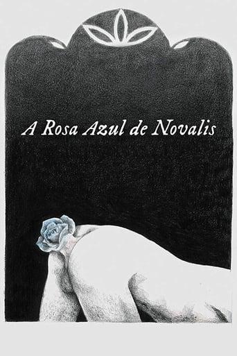 A Rosa Azul de Novalis - Poster