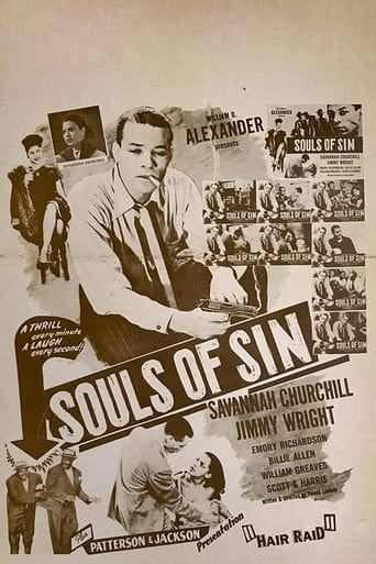 Poster of Souls of Sin