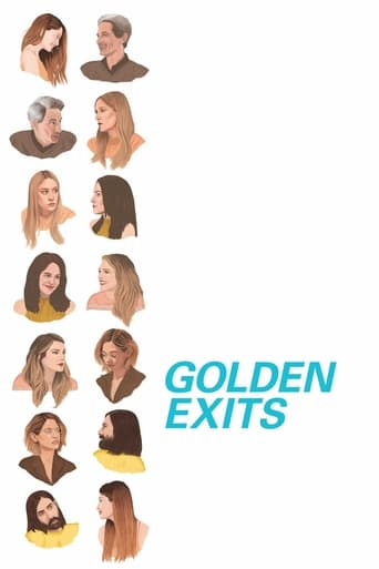 Poster of Golden Exits fragman