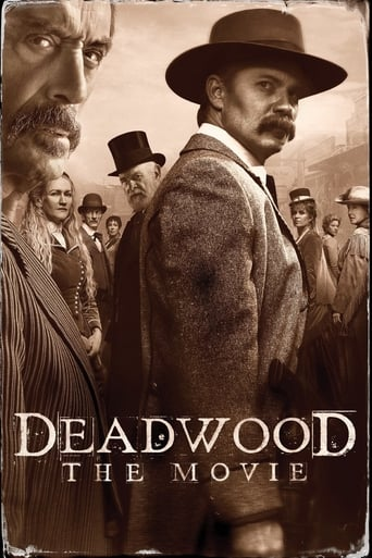 Poster of Deadwood: The Movie