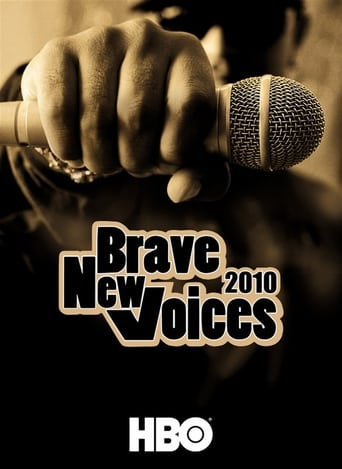 Poster of Brave New Voices 2010