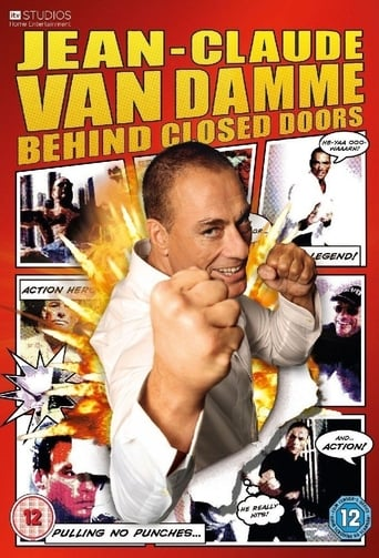 Poster of Jean-Claude Van Damme: Behind Closed Doors