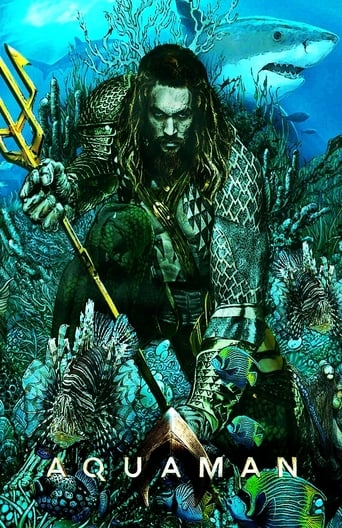 The Aquaman (2018) movie poster image