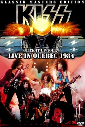 Watch Kiss [1984] Quebec '84 Free Online Solarmovies